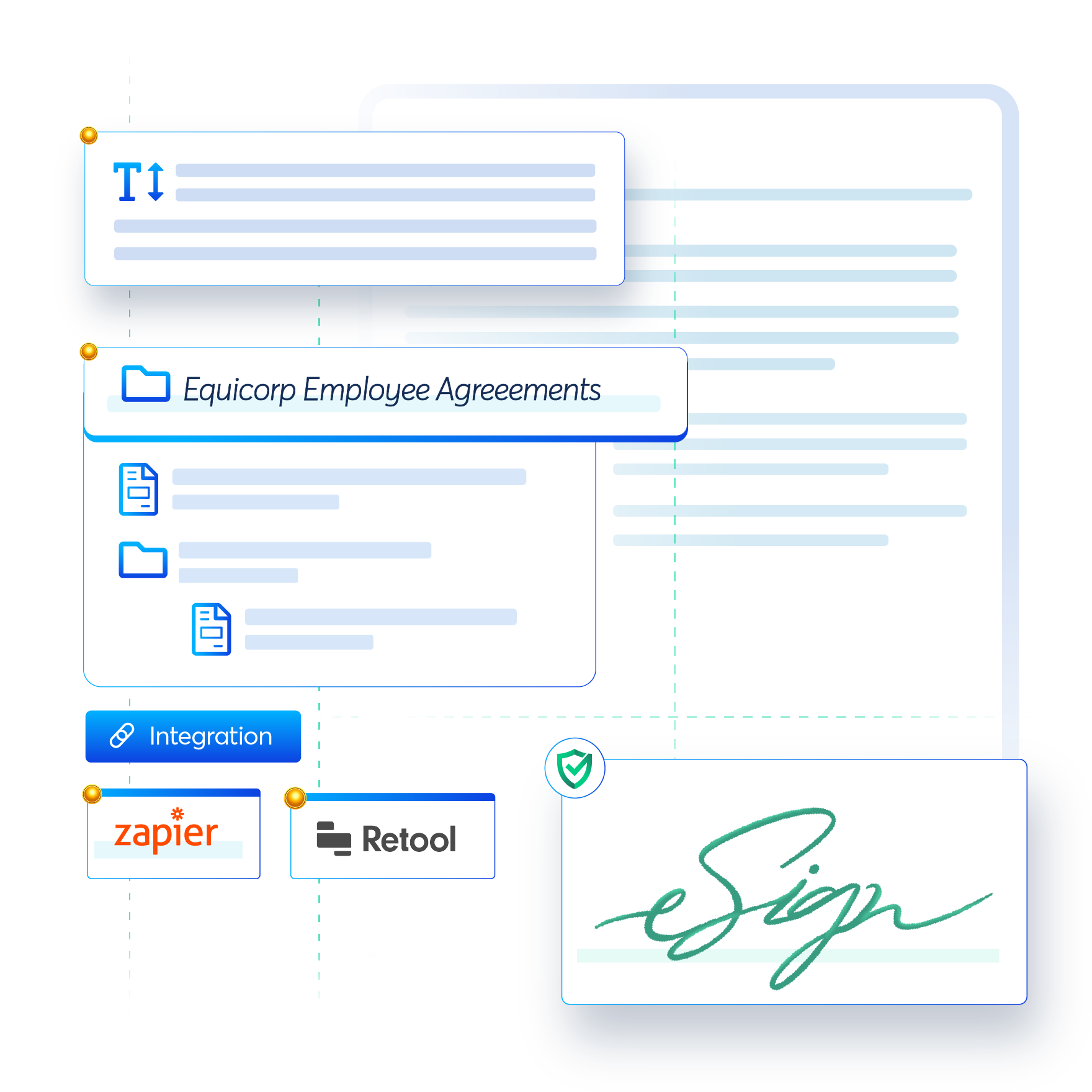 Whether you want to send your file for online signature or want to eSign PDF or DOCX file - Revv is the best tool for you!