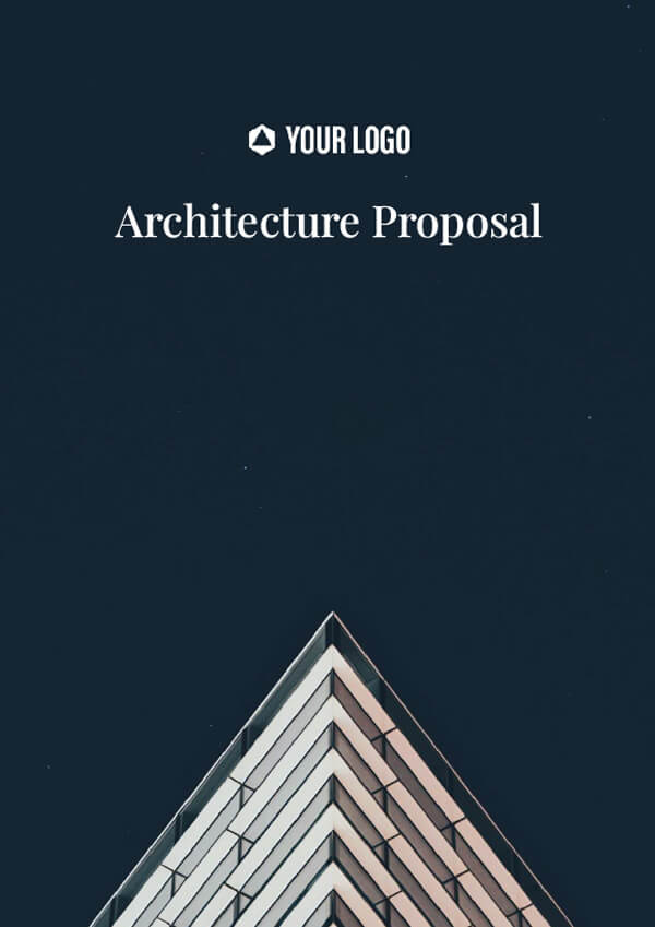 Proposal Template for Architecture Proposal
