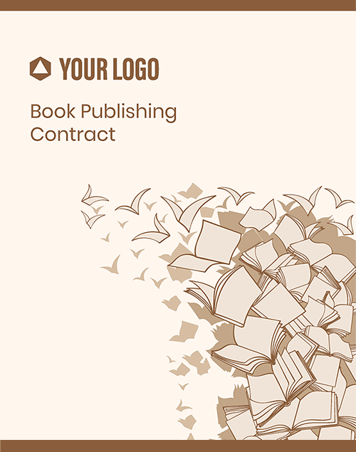 Proposal Template for Book Publishing Contract