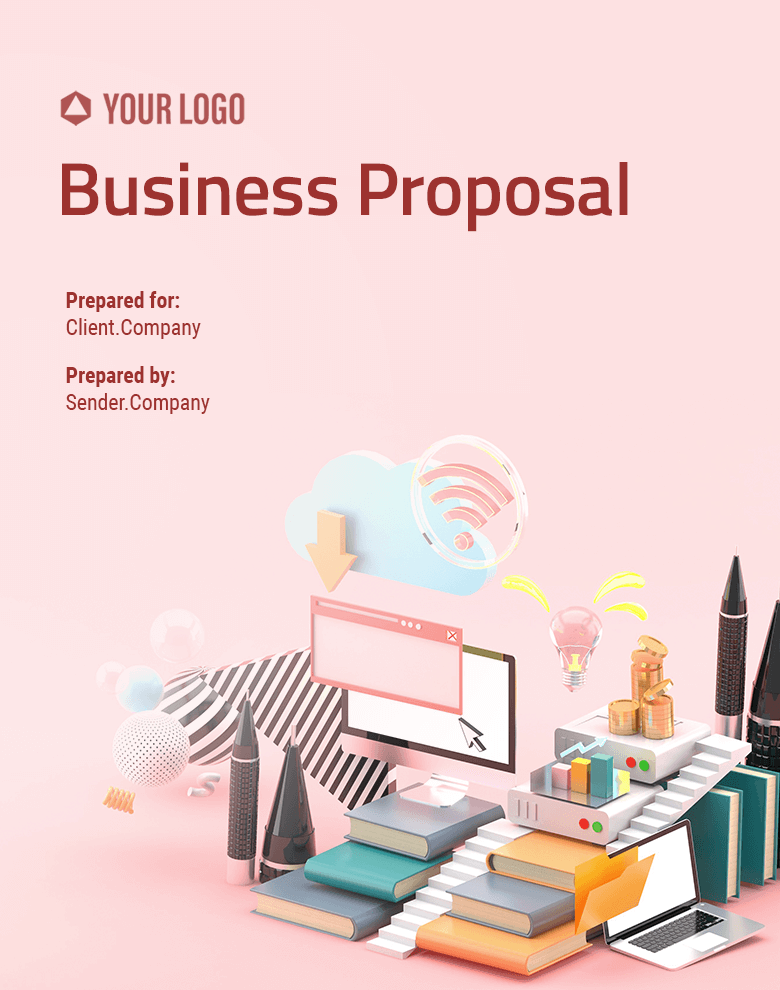 Create a long-lasting impression with the Revv sample business proposal template. Check samples here.