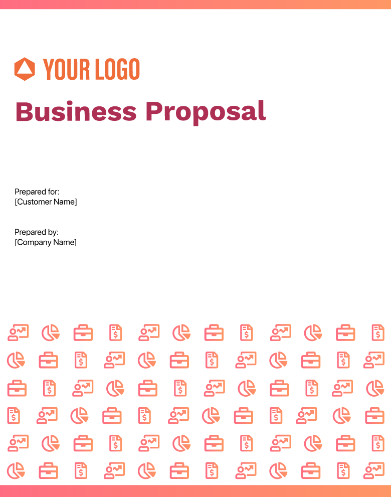 Proposal Template for Business Investment