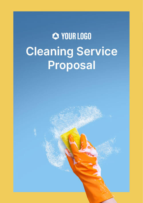 Proposal Template for Cleaning Service Proposal