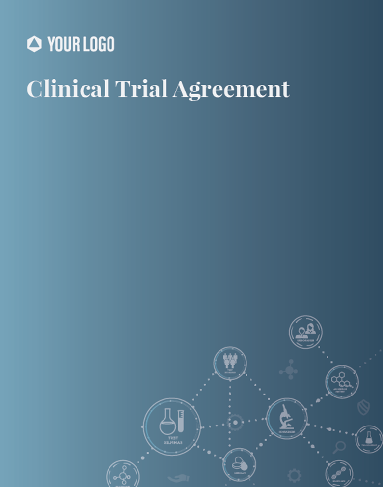 Proposal Template for Clinical Trial Agreement
