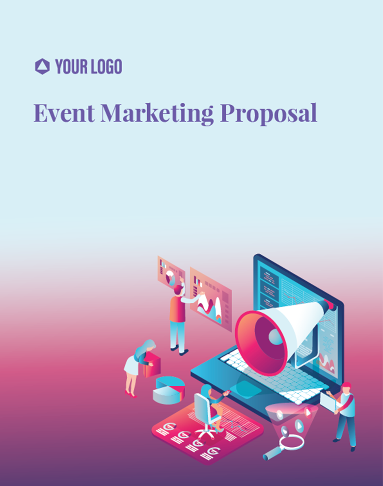 Proposal Template for Event Marketing Proposal
