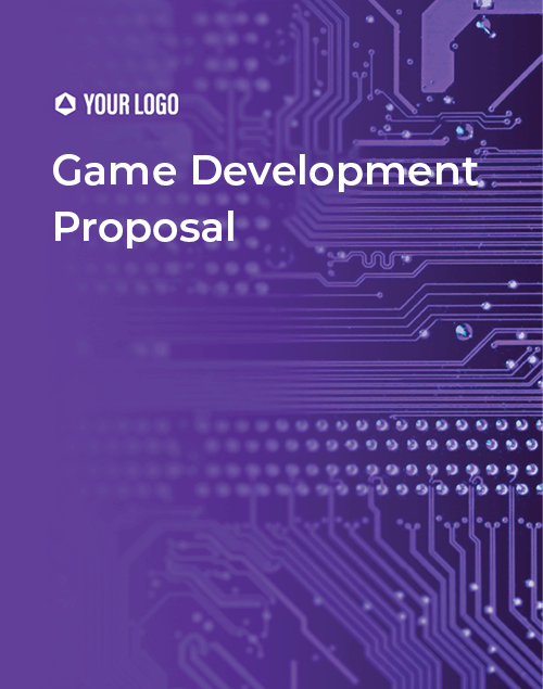 Proposal Template for Game Development Proposal