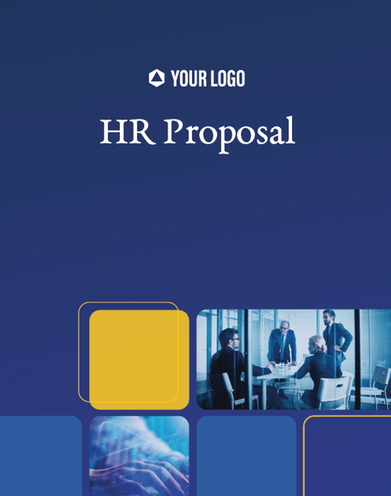 Proposal Template for HR Proposal