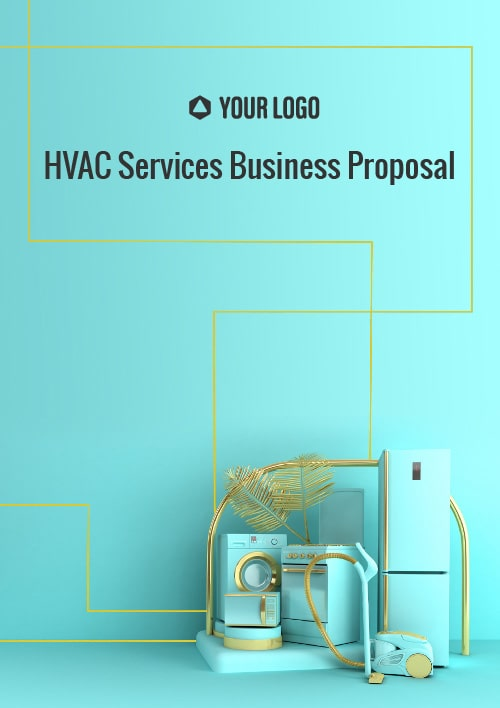 Proposal Template for HAVC Service Business Proposal