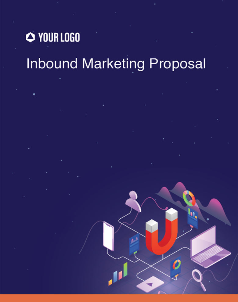 Proposal Template for Inbound Marketing Proposal