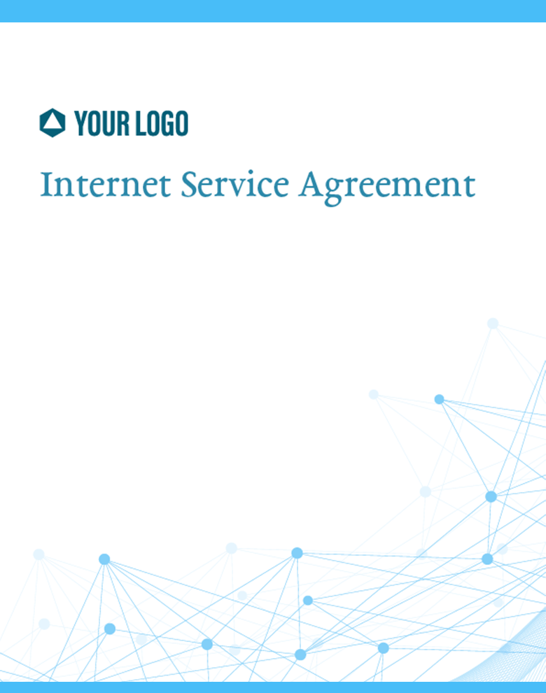 Proposal Template for Internet Service Agreement