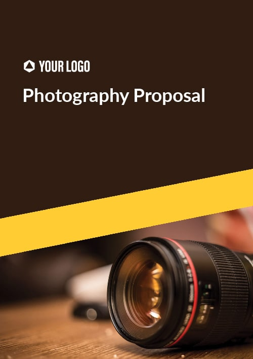 Proposal Template for Photography Proposal