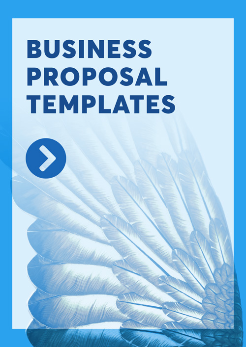 Proposal Template for More Proposal Templates