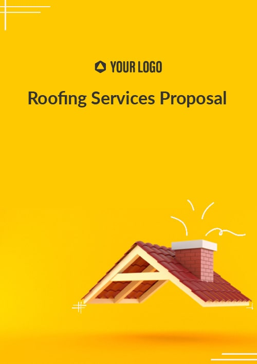 Proposal Template for Roofing Service Proposal