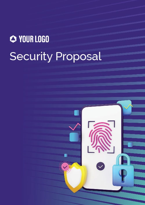 Proposal Template for Security Proposal