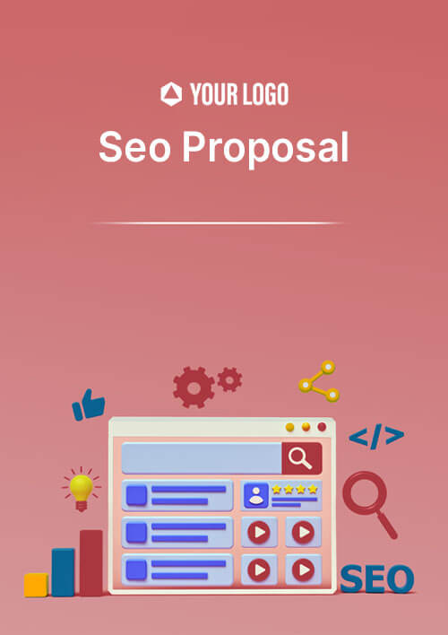 Proposal Template for Seo Proposal