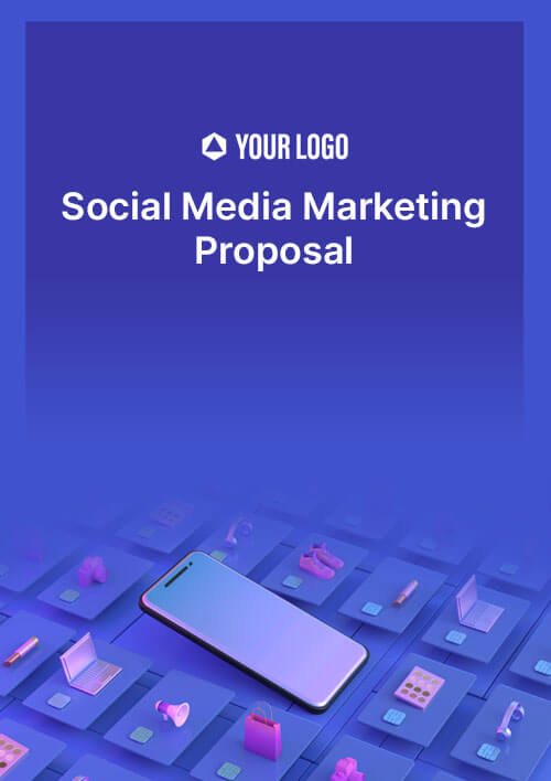 Proposal Template for Social Media Marketing Proposal