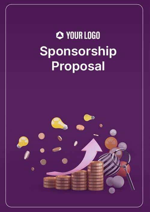 Proposal Template for Sponsorship Proposal