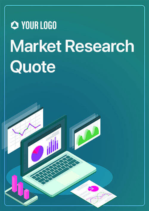 Use Revv's templates and create error-proof market research quotes and impress customers.