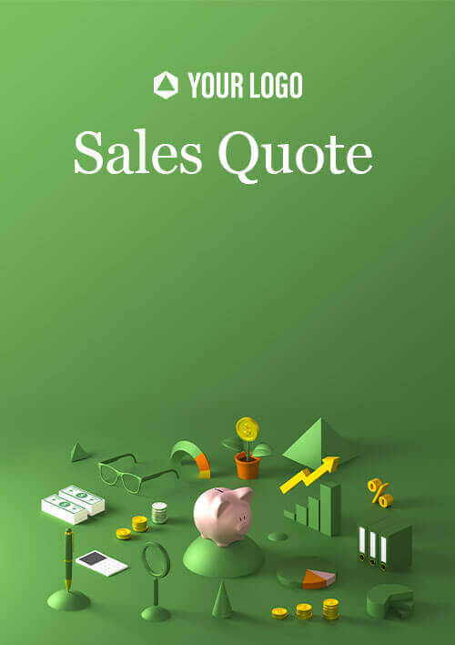 Send quotes to customers faster. Download the sales quote template pdf or edit the sales quote template within Revv.