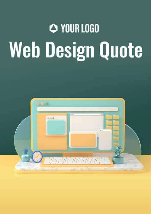 Win customers by creating 'wow' website design quotes about your services using Revv's ready-to-use quote templates.