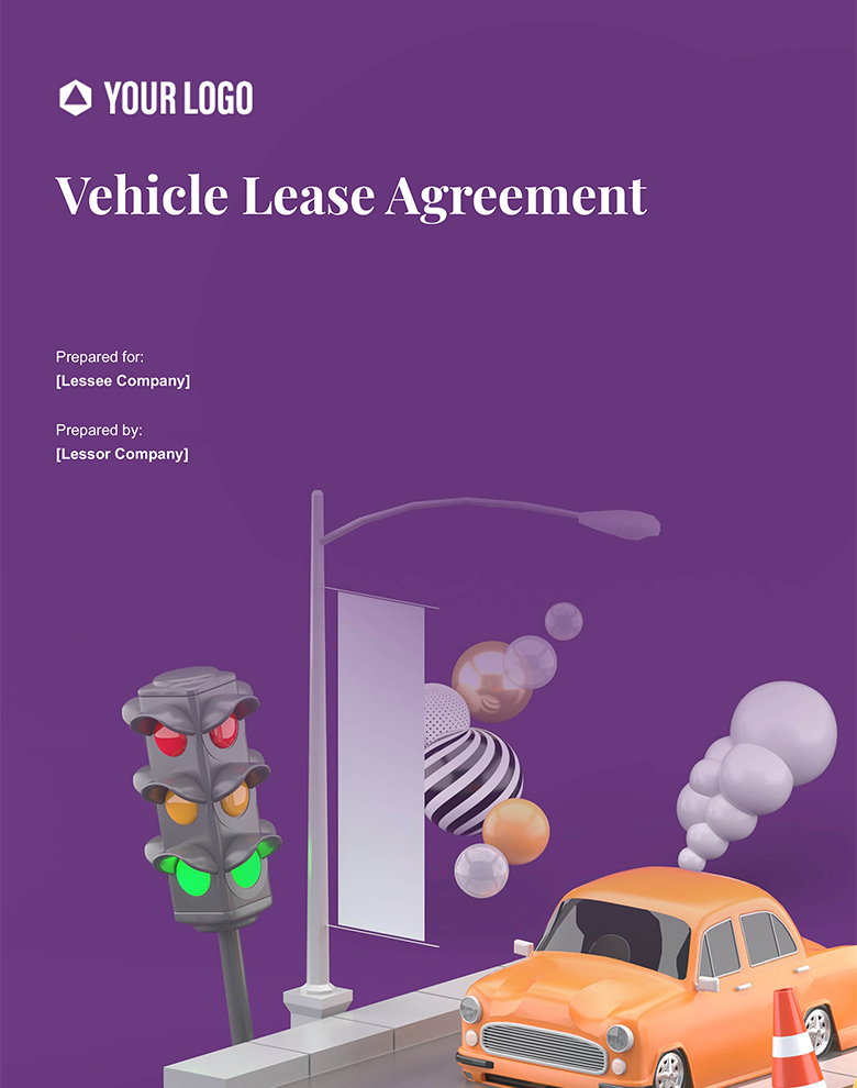 Proposal Template for Vehicle Lease Agreement