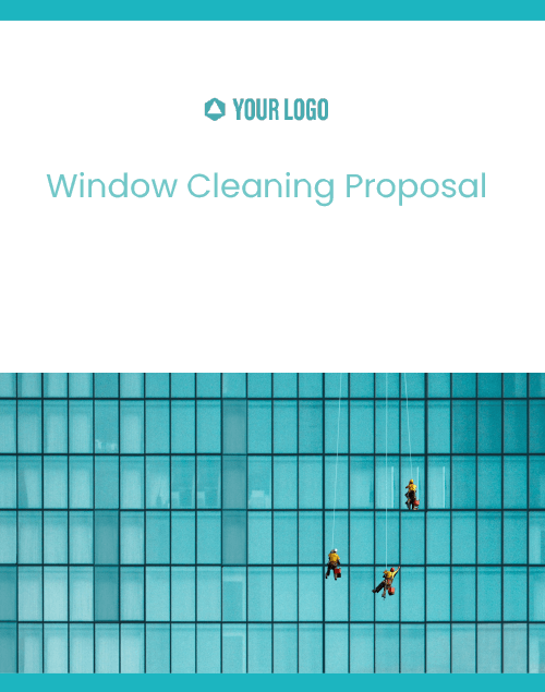 Proposal Template for Want to send an enchanting Window Cleaning Proposal to your client? Check out this detailed Window Cleaning Proposal