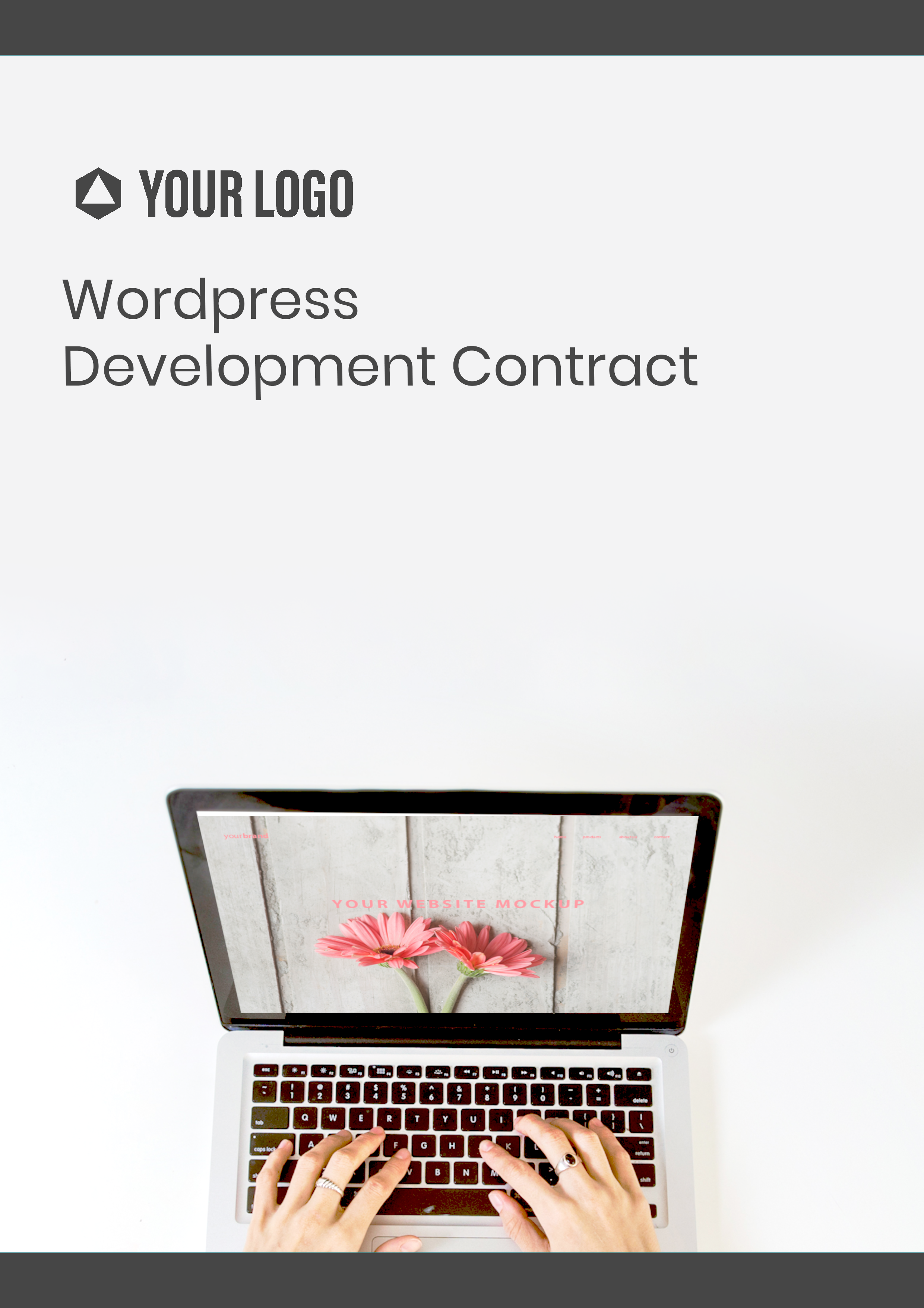Proposal Template for Wordpress Development Contract