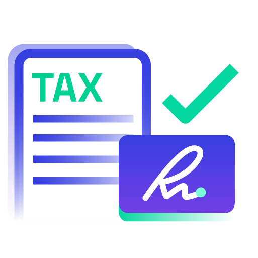 Sign your documents with Revv's bank grade security eSign feature and get an evidence summary and audit trail of your online signature. eSign form 1040 and electronically file your returns with IRS.